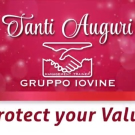 PROTECT YOUR VALUE, I NOSTRI AUGURI PER LE FESTE